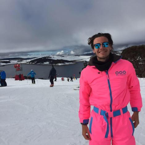 ski-suit